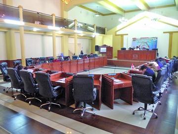Ternas de vocales al TDE son enviadas a la asamblea nacional