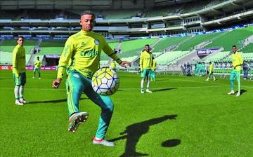 Palmeiras puede ser campeón anticipado