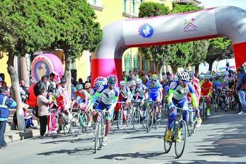 Cotumba y Soliz definen hoy el título de la prueba de ciclismo