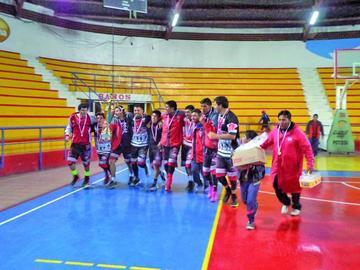 Pichincha se corona campeón en el cuadrangular amistoso