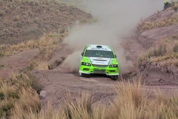 Careaga se impone en la competencia de automovilismo de Betanzos