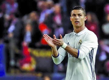 Ronaldo entra en la lucha de goleadores