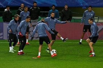 Real Madrid visita a Sporting sin margen de error