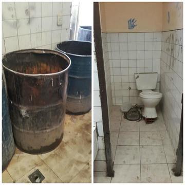 La crisis del agua llega  a unidades educativas  de la zona alta de Potosí