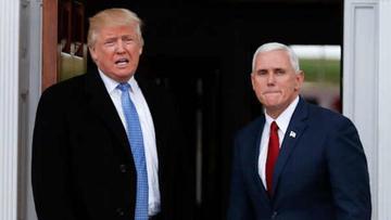 Trump continúa sus reuniones para completar futuro gabinete