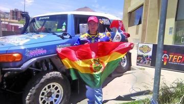 La ASO asigna el número 389 al coche de Orlando Careaga para el Dakar 2017