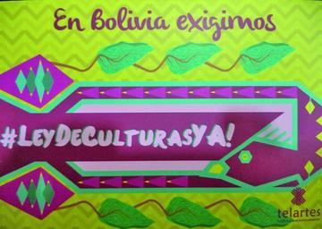 Invitan a participar del congreso que analiza la Ley Nacional de Culturas