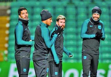 Barcelona busca su pase a la siguiente fase