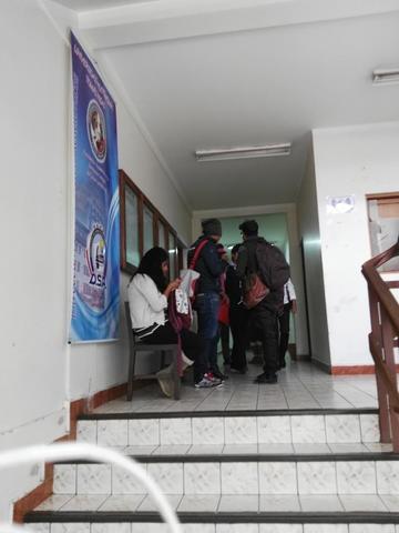 UATF reporta más de dos mil postulantes al examen