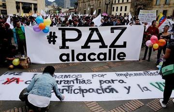 Congreso en Colombia se alista para debatir el acuerdo de paz