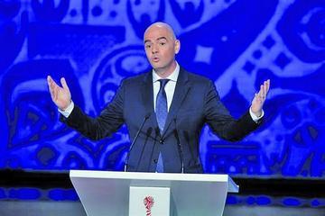 """FIFA: """"hay reglas y deben respetarlas"""""""