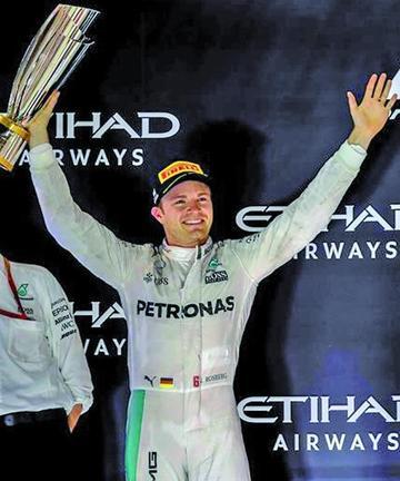 Nico Rosberg se corona campeón de Fórmula Uno