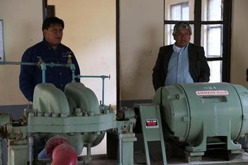 Comunarios abren la posibilidad  del bombeo de agua de La Palca