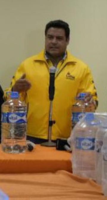 Alcaldía entregará 10.000 litros de agua a hospitales