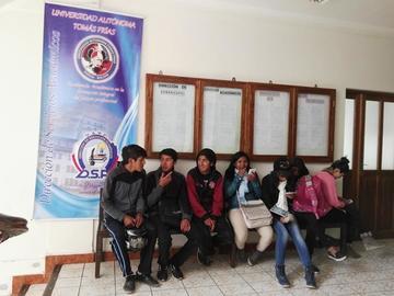 El 9 de diciembre cierran el registro de preuniversitarios