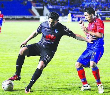 Bolívar rescata un punto en Sucre