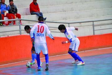 Concepción buscará arrancar con victoria la segunda fase de la Liga de futsal