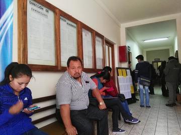 La preinscripción a carreras de alta demanda a la UATF provoca quejas