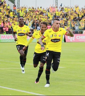 Barcelona se corona campeón de Ecuador