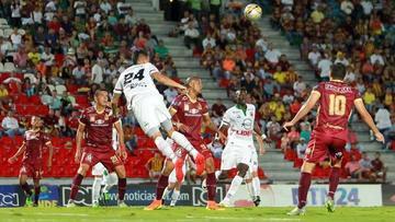 Deportes Tolima y Atlético Bucaramanga pasan a semifinales del fútbol colombiano