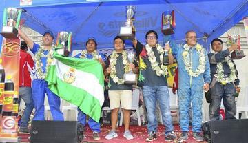 Castrillo gana el GP Nacional