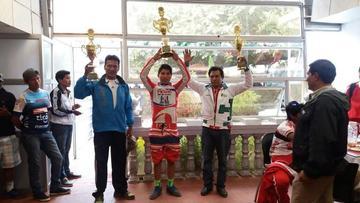 Potosí se corona campeón en el nacional de ciclismo de ruta