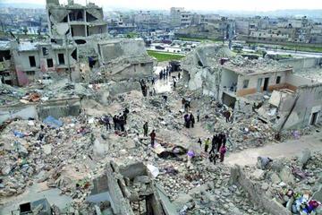 Continúa la guerra en Alepo tras el veto ruso