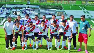 La banda roja debuta con derrota en el nacional de fútbol de clubes campeones
