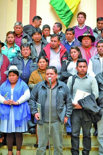 Congreso del MAS definirá repostulación de Morales