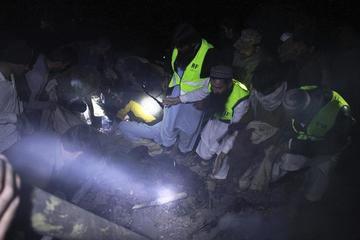 Un avión se estrella en Pakistán y deja 47 personas fallecidas