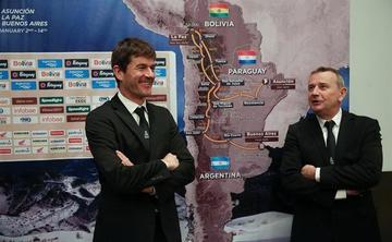 Ultiman detalles para el paso del Dakar 2017