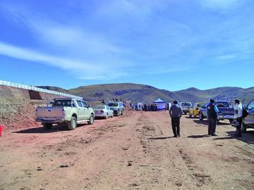 Evalúan servicios básicos del nuevo hospital para Potosí