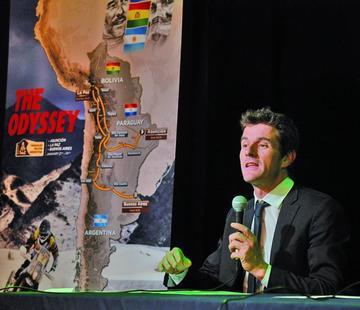 Garantizan agua para el Dakar 2017