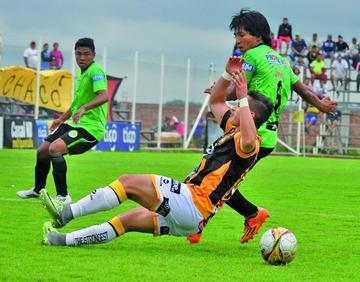 El Tigre gana con un final polémico