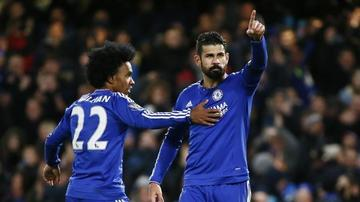 Diego Costa, el mejor para la Premier League