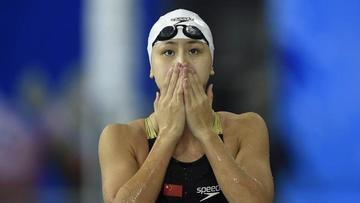 Suspenden 2 años a la nadadora Chen Xinyi tras dar positivo
