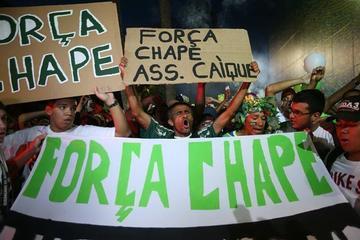 "Brasil cierra torneo con tragedia del ""Chape"""