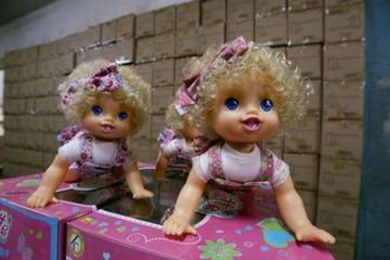 El Gobierno de Venezuela decomisa juguetes infantiles