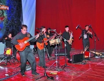 Sumaq  Raymi  alista recital aniversario