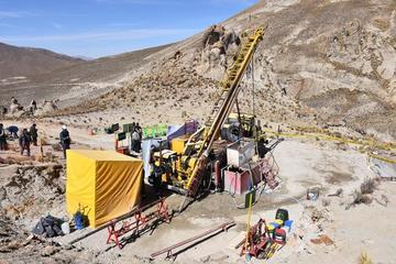 Se busca yacimientos para descongestionar el Cerro Rico de Potosí