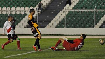 Nacional cae por goleada ante el Tigre