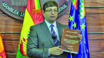 Óscar Ortiz: daño del Fondioc al Estado es de Bs 545 millones