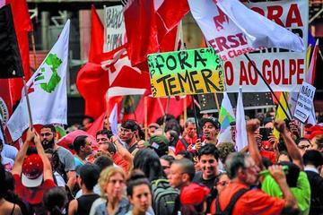 El ajuste fiscal en Brasil genera protestas y enfrentamientos