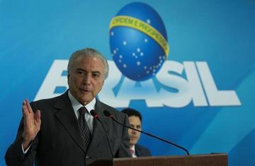 Nuevo escándalo de corrupción en Brasil salpica al presidente