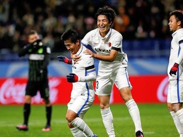 Kashima golea 3-0 a Atlético Nacional