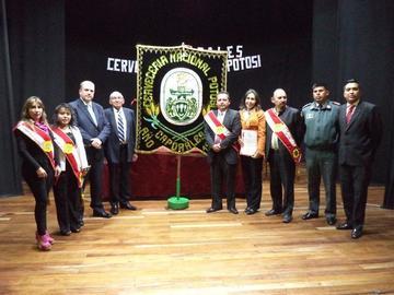 El caporal de CNP es condecorado