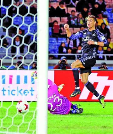 Real Madrid jugará la final con el Kashima