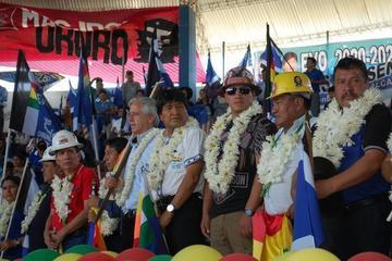 Comisión del MAS sugiere abrir CPE para repostular a Morales