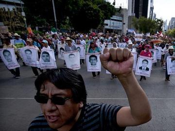 Informe reconoce torturas en el caso de los 43 jovenes de Iguala