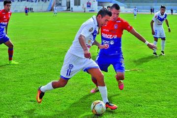 San José y Universitario  no pasan del empate